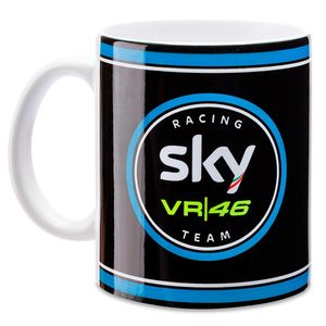 Mug VALENTINO ROSSI TEAM REPLICA  Black
