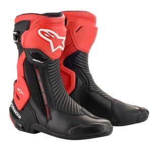 Bottes SMX PLUS V2  Black/Red