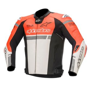 Blouson MISSILE IGNITION TECH-AIR® COMPATIBLE  Red Fluo White Black