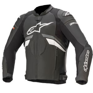 Blouson Alpinestars GP PLUS R V3 Black Gray White