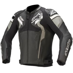 Blouson Alpinestars ATEM V4 Black Gray White