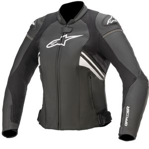 Blouson Alpinestars STELLA GP PLUS R V3 Black White