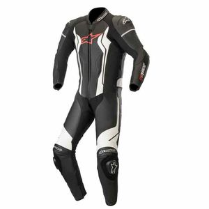 Combinaison GP FORCE - 1 PIECE  Black White