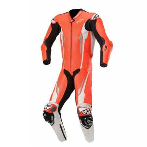 Combinaison RACING ABSOLUTE - TECH-AIR® COMPATIBLE  Red White Black
