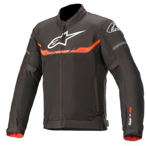 Blouson T-SPS AIR  Black Red Fluo