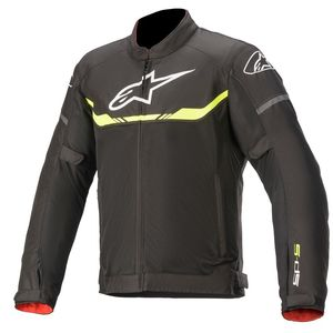 Blouson T-SPS AIR  Black Yellow Fluo