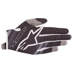 Gants cross RADAR BLACK MID GRAY 2019 Black Mid Gray