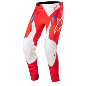Pantalon cross SUPERTECH RED WHITE 2019 Red/White