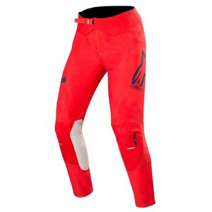 Pantalon cross SUPERTECH - BRIGHT RED NAVY OFF WHITE 2020 Bright Red Navy