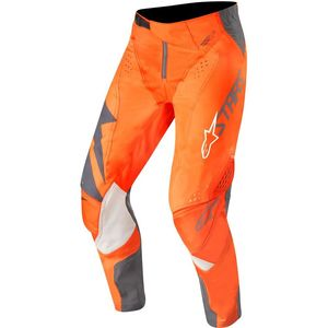Pantalon cross TECHSTAR FACTORY ANTHRACITE ORANGE FLUO 2019 Anthracite Orange Fluo