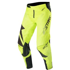 Pantalon cross TECHSTAR FACTORY BLACK YELLOW FLUO 2019 Black Yellow Fluo
