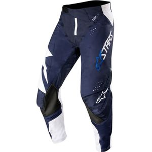 Pantalon cross TECHSTAR FACTORY WHITE DARK NAVY 2019 White Dark Navy