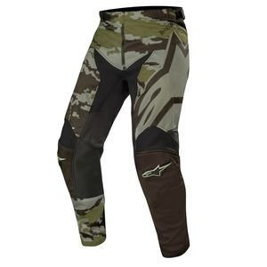 Pantalon cross RACER TACTICAL BLACK GREEN CAMO 2019 Black Green Camo