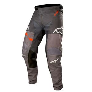 Pantalon cross RACER FLAGSHIP MID GRAY ANTHRACITE ORANGE FLUO 2019 Mid Gray Anthracite Orange Fluo