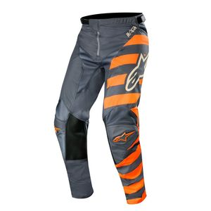 Pantalon cross RACER BRAAP ANTHRACITE ORANGE FLUO SAND 2019 Anthracite Orange Fluo Sand