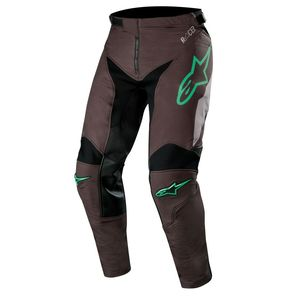 Pantalon cross RACER TECH COMPASS BLACK MID GRAY TEAL 2019 Black Mid Gray Teal