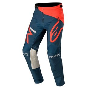 Pantalon cross RACER TECH - COMPASS - BRIGHT RED NAVY 2020 Bright Red Navy