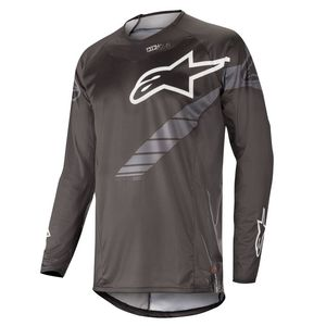 Maillot Cross Alpinestars Techstar Graphite Black Anthracite 2019