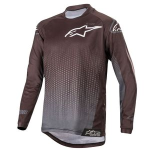 Maillot Cross Alpinestars Youth Racer Graphite Black Anthracite 2019