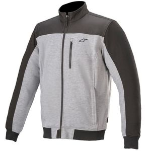 Blouson CAFE TRACK  Gray Heather Black