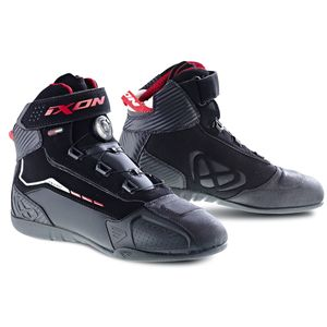 Baskets SOLDIER EVO  Noir/Rouge