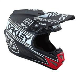 Casque cross SE4 CARBON - TEAM EDITION 2 - BLACK 2019 Black