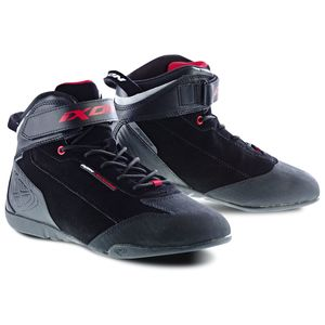 Baskets SPEEDER WATERPROOF  Noir/Rouge