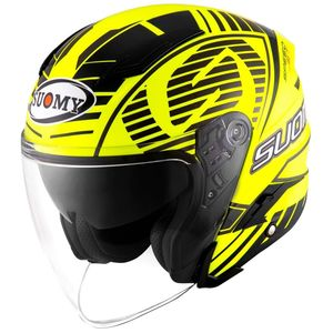 Casque SPEEDJET - SP-2  Yellow