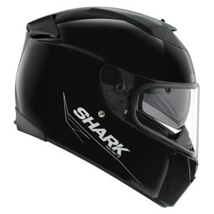 Casque SPEED-R 2 MAX VISION BLANK  BLK