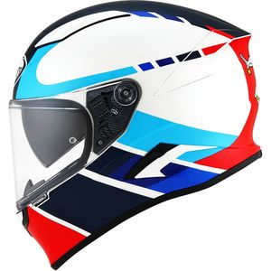 Casque SPEEDSTAR - CLASSIC  Blue White Red