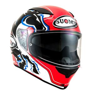 Casque SPEEDSTAR - ZEROFOUR MATT  Red White Blue