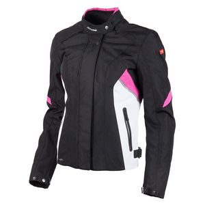 Blouson FLASH H2OUT LADY  Noir/Fushia