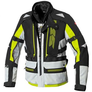 Veste ALLROAD H2OUT  Jaune Fluo