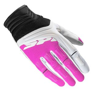 Gants cross Spidi MEGA-X LADY 2018 Noir/Fushia