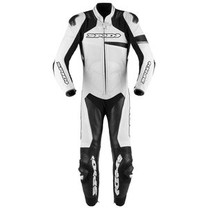 Combinaison RACE WARRIOR PERFORATED PRO  Blanc/Noir