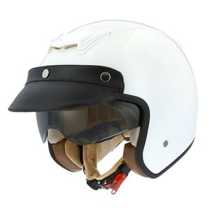 Casque SPORTSTER 2 - MONOCOLOR - GLOSS  White