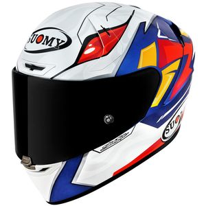 Casque SR-GP - DOVI REPLICA 2020  Multicolore