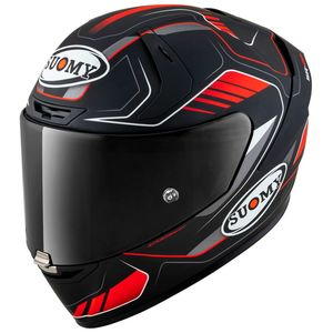 Casque SR-GP - GAMMA MATT  Matt Red