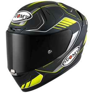 Casque SR-GP - GAMMA MATT  Matt Yellow