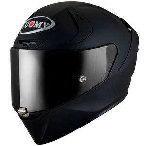Casque SR-GP - PLAIN MATT  Matt black