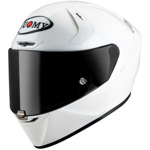 Casque SR-GP - PLAIN - PEARL WHITE  White