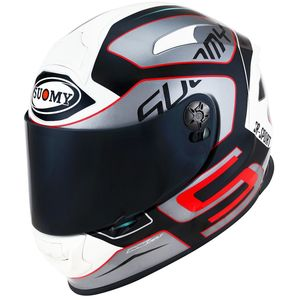 Casque SR SPORT - AXIAL  Red