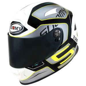 Casque SR SPORT - AXIAL  Yellow