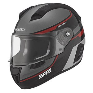 Casque SR2 LIGHTNING  Rouge