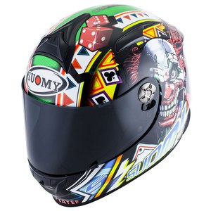 Casque Suomy Sr Sport Gamble Top Player