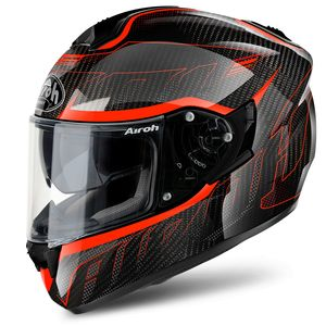 Casque Airoh St 701 - Shade Full Carbon
