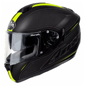 Casque ST 701 - SPLASH MATT  Jaune