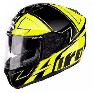 Casque ST 701 - WAY  Jaune