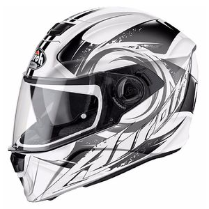 Casque STORM - ANGER  gris