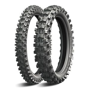 Pneumatique STARCROSS 5 SOFT 110/100-18 (64M) TT